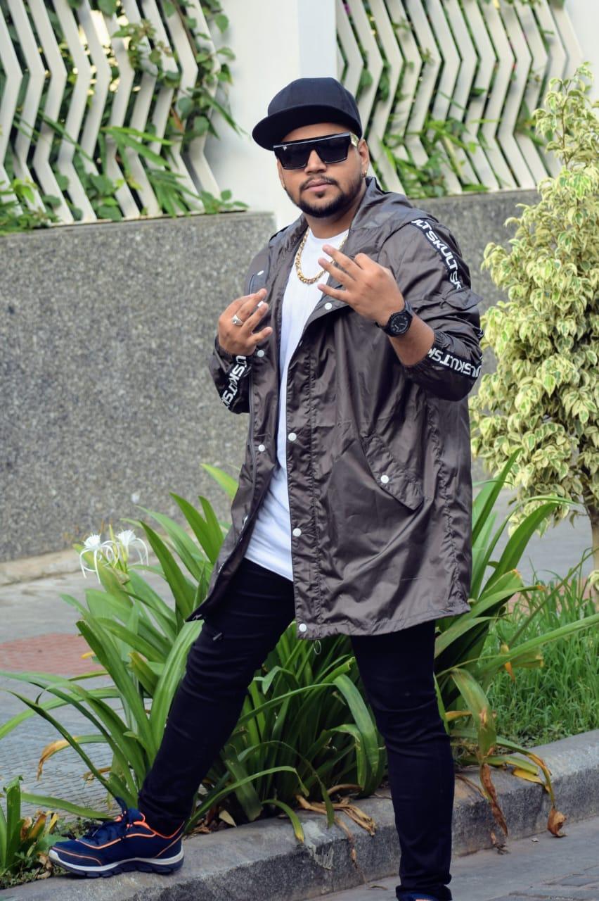 Santy Sharma rapper